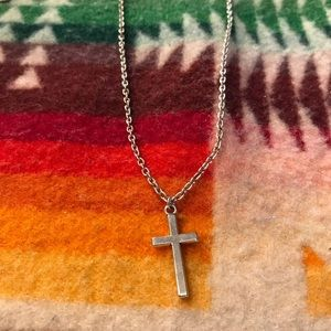 Other - Unisex Cross Necklace